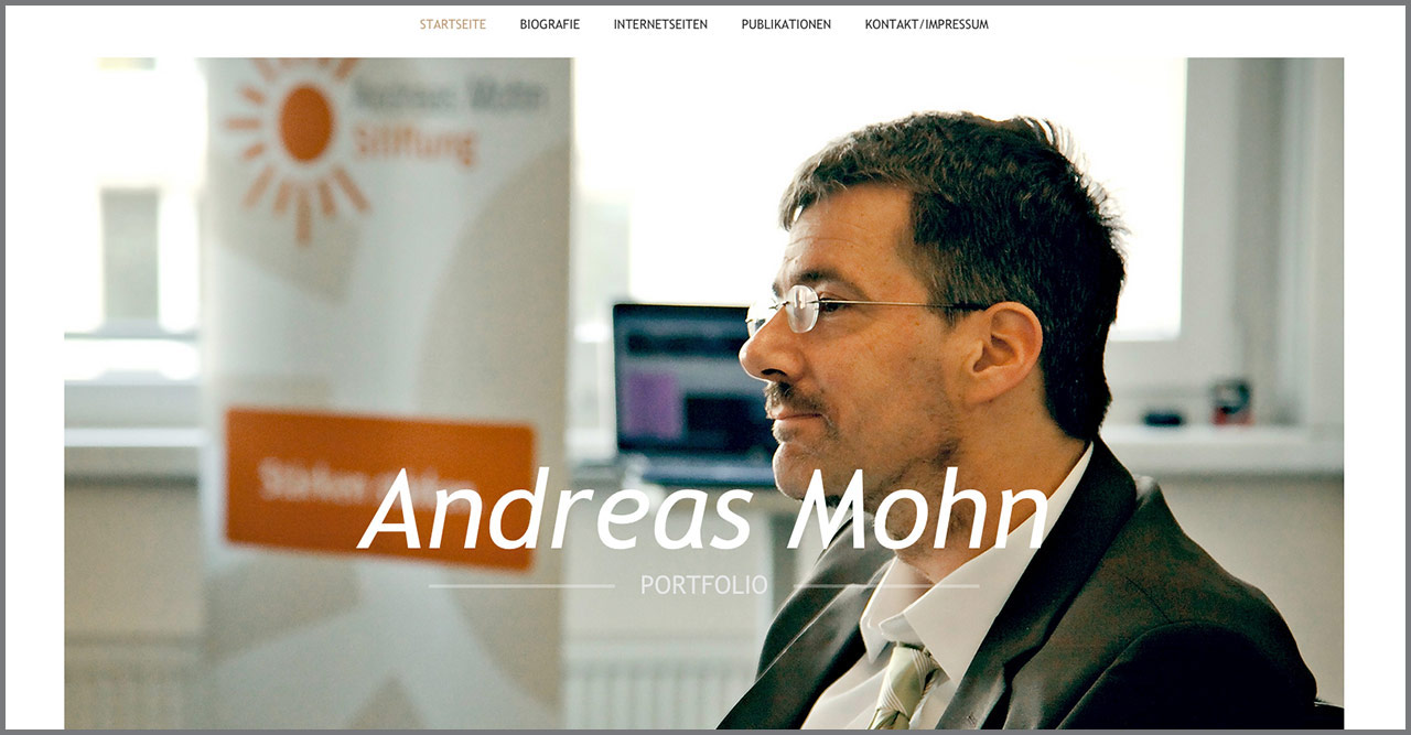 Andreas Mohn Referenz 1